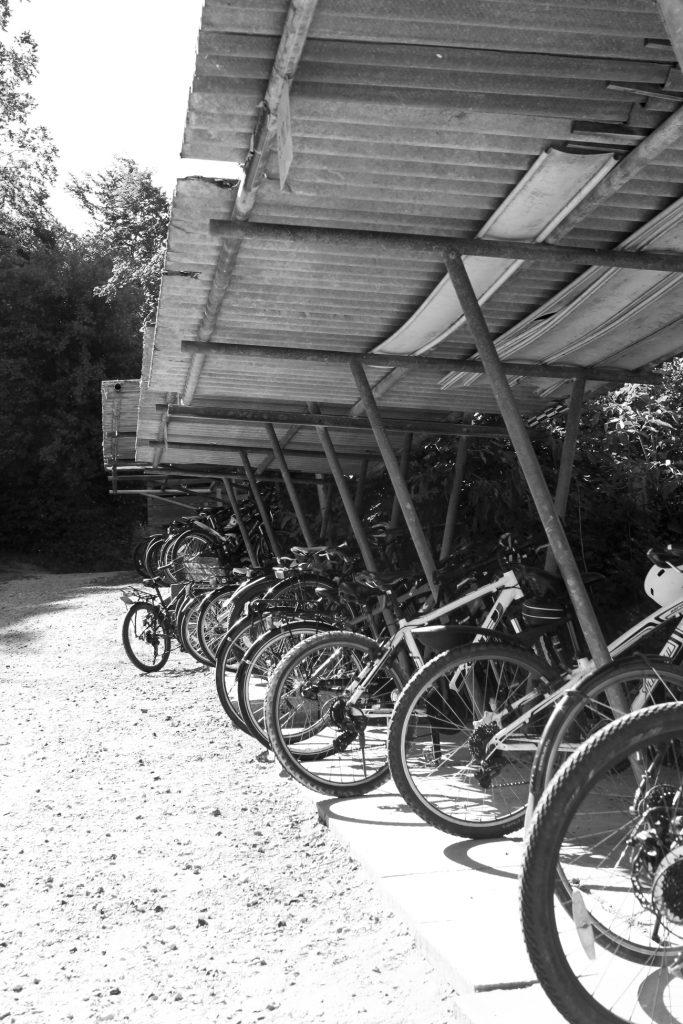Cykler på Rahlouskolen